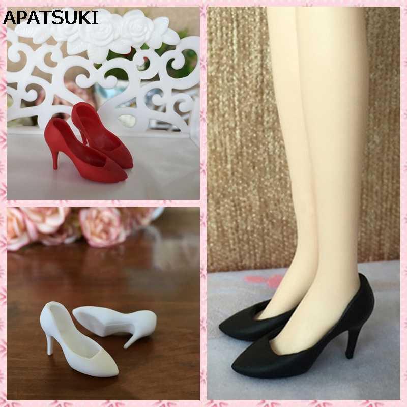8b0b3d47e Офисные женские туфли на высоком каблуке для куклы блайз 1/6 модная обувь  для Azone