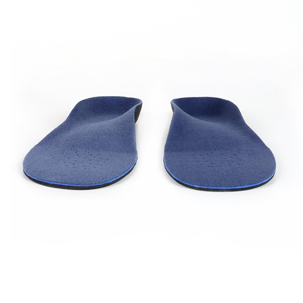 1 Pair Orthotic Flat Foot Arch Support Cushion Shoe Insoles Heel Pain Relief Men Women Plantar Fasciitis Relief Foot Care Tool 3