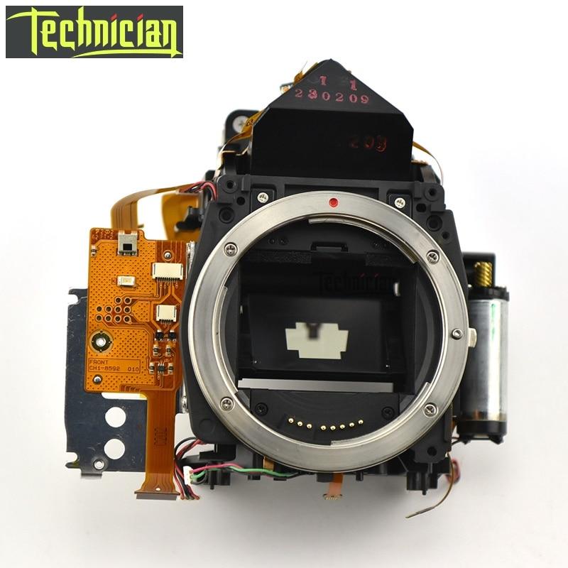 Boîte de miroir 5D2 avec viseur 5D Mark II pièces de rechange d'appareil photo principal pour Canon-in Corps pièces from Electronique    1