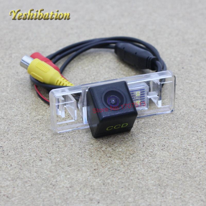 Bakåtvänd bakåtkamera för Citroen C8 MK2 2002 ~ 2015 HD CCD Night - Bilelektronik