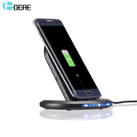 DCAE 10W Wireless Charger For Samsung Galaxy S9 S8 S7 S6 Edge Wireless Charging QI Wireless