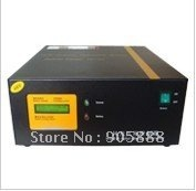 Free shipping! 1KW 24V wind solar hybrid charge controller (CP-SSWC-10-24 )