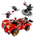 Nova 425 Pcs X-1 Interceptor Building Blocks Brinquedos Para Crianças Do Carro Do Veículo Tijolo Brinquedo Meninos Do Presente Do Feriado