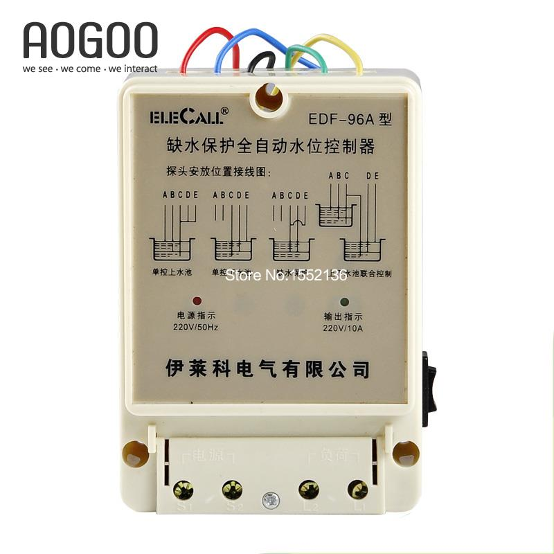 Df 96a df96a 220v 10a float switch type auto water electronic df 96a df96a 220v 10a float switch type auto water electronic water level controller in pressure sensors from home improvement on aliexpress alibaba sciox Image collections