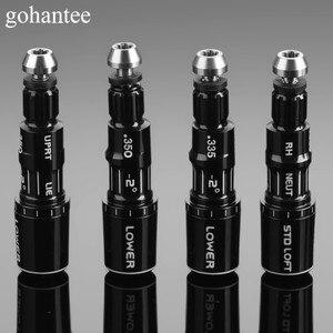 Image 1 - Golf Shaft Adapter Tips Grootte. 335 .350 + 2 Golf Shaft Adapter Sleeve Vervanging Voor M1 M2 Drivers En Fairway Woods