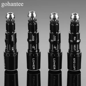 Image 1 - Golf Welle Adapter Tipps Größe. 335 .350 + 2 Golf Welle Adapter Hülse Ersatz Für M1 M2 Treiber Und Fairway Hölzer
