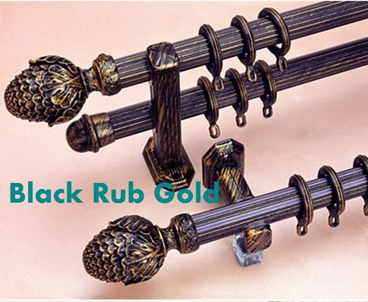 or rideau tige promotion achetez des or rideau tige. Black Bedroom Furniture Sets. Home Design Ideas