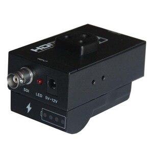 Image 5 - HD SDI 3G SDI to HDMI Video Converter with Battery Socket 1080p Camera Transmmiter