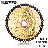 ZTTO 11s 46T SL L Black Gold MTB Mountain Bike Bicycle Parts 11 11v 22s 11