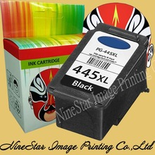Russia PG-445 XL Black Ink for CANON 445 PG-445 IP2840 MX494 MG2440 MG2540 MG2940 ink Cartridge PIxma Printer Ink NS27