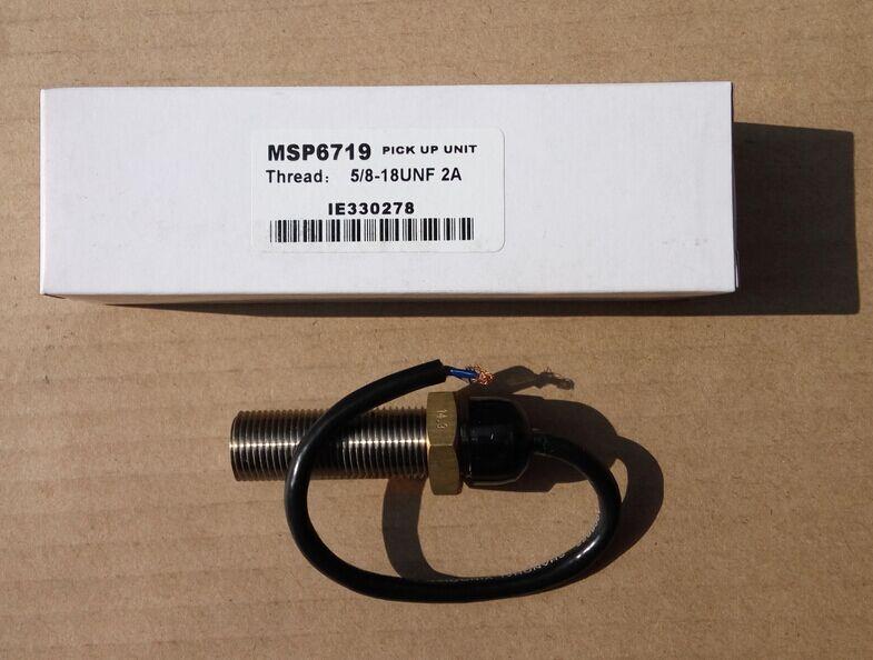 Magnetic Speed Sensor MSP6719 +free fast shipping EMS / FEDEX hot sale 501 6719 x4150a 1000m network card 501 6719 04 hba