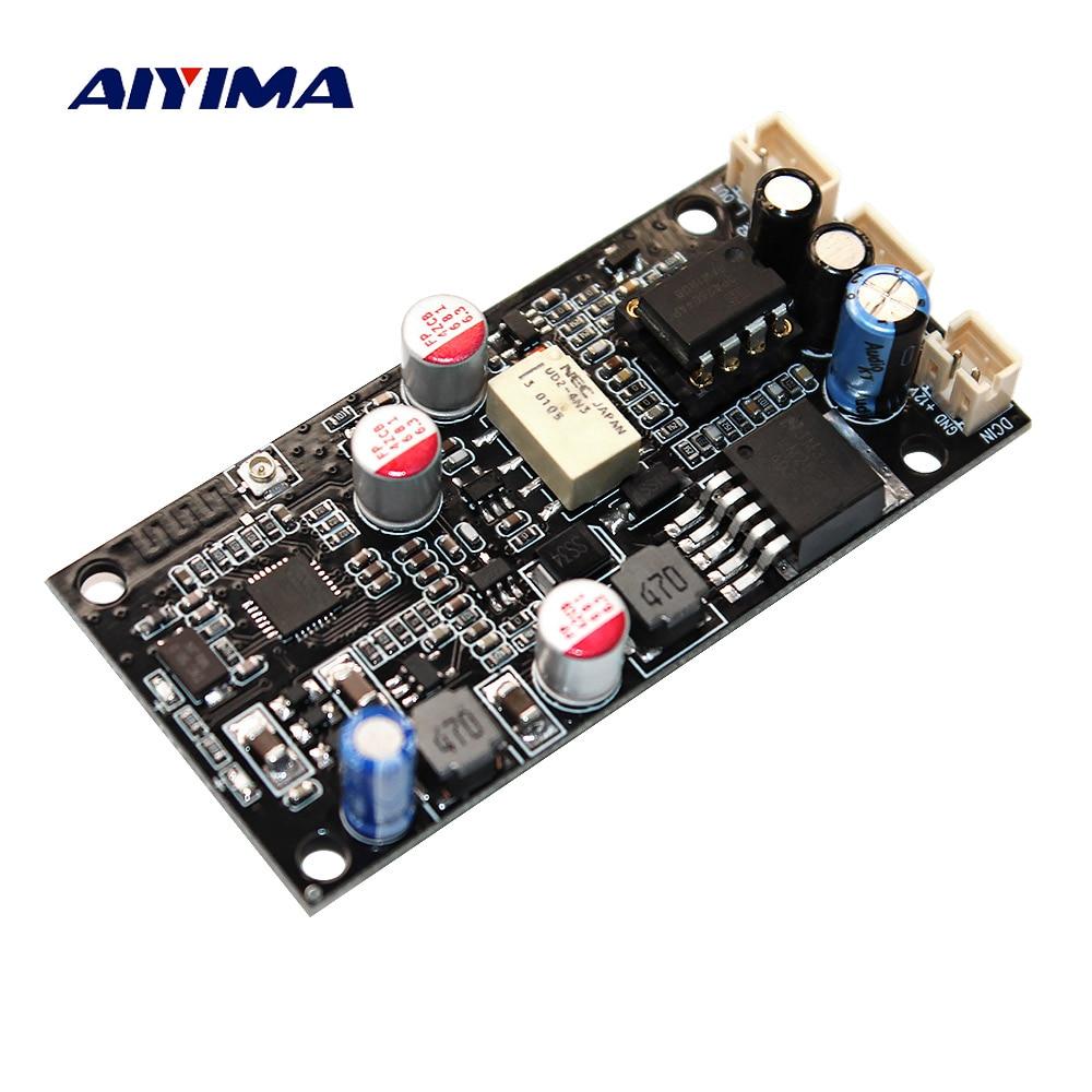 AIYIMA CSR8675 Wireless Bluetooth 5.0 Receiver Board ES9018 APTX-HD I2S DAC Decoder Board DAC With Antenna Support 24Bit/96Khz AIYIMA CSR8675 Wireless Bluetooth 5.0 Receiver Board ES9018 APTX-HD I2S DAC Decoder Board DAC With Antenna Support 24Bit/96Khz