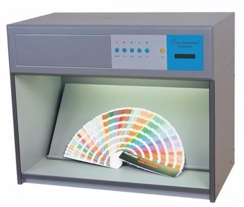 Color Assessment Cabinet for Textile & Paper Printing Industries in China manufacturer