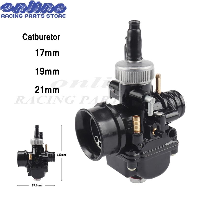 19MM Carburetor /& Air Filter For HONDA ATC70 Carb Hand Choke H CA61+AF48