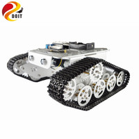 RC Tank Chaiss T300 Wireless Wifi Control Car Diy Rc Toy NodeMCU Development Kit Remote Control
