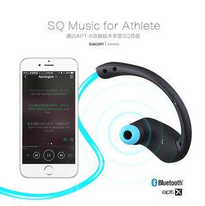 Image 3 - Dacom Atleet G05 Bluetooth 4.1 Headset Draadloze Sport Hoofdtelefoon Oortelefoon Microfoon Headset voor iPhone/Samsung