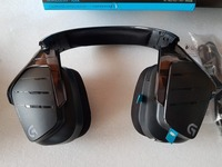 USED Logitech G933 Wireless 7.1 Surround Sound Gaming Headset free shipping wireless headphone with battery