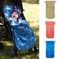 Детские коляски спальный мешок sleepsack для зима младенческой мешок сна