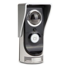 WF-Doorbell Free Shipping Wireless WiFi Remote Video Camera Door Phone Doorbell Intercom Monitor Security Support WIFI