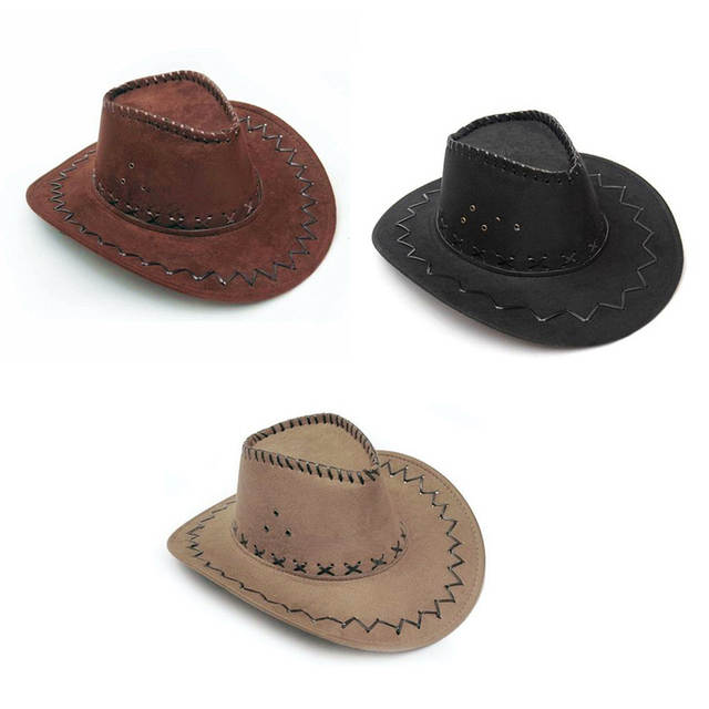 1e070d986771 Western Cowboy Hat 2017 Cheap Price Cowboy Hat For Gentleman Cowgirl Jazz  Cap With Gentleman Suede Sombrero Cap-in Cowboy Hats from Apparel  Accessories on ...