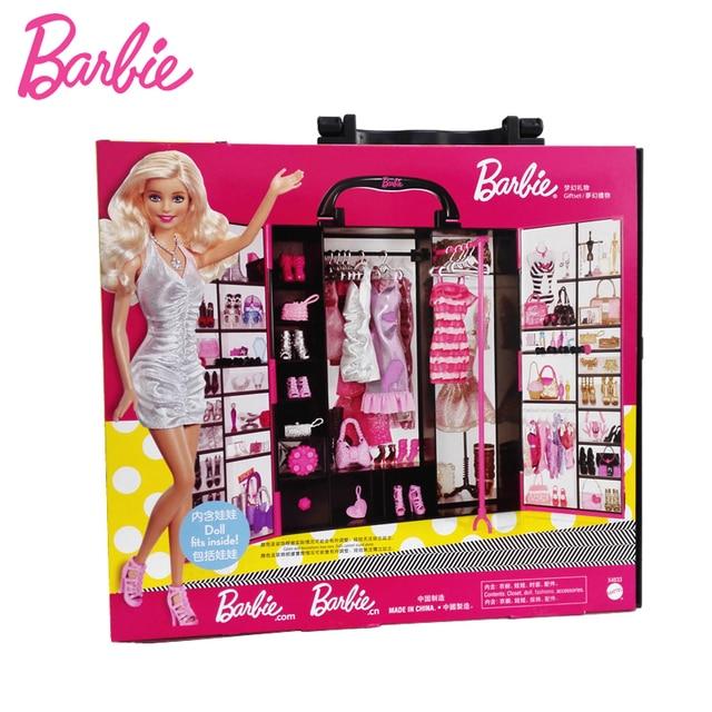 acheter barbie originale marque dr le r ve. Black Bedroom Furniture Sets. Home Design Ideas