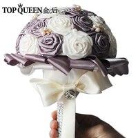 TOPQUEEN F2-Aในสต็อกที่สวยงามดอกไม้งานแต่งงาน