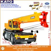 1 50 Diecast Metal Construction Models for KATO Rough Terrain Crane Model Toys