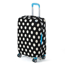 Travel Luggage Suitcase Protective Cover Elastic Suitcase Dust Covers Box Sets Travel Accessories Apply To 18 To 30 Inch Cases
