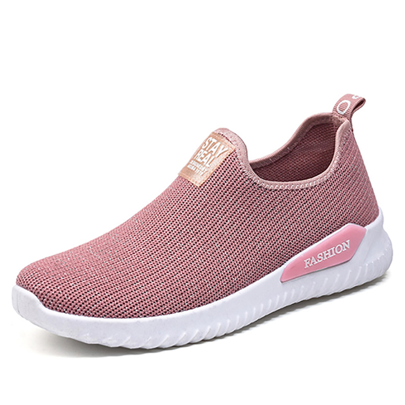 Women Casual Shoes Knitting Sock Sneakers Women Shoes Slip On Breathable Ladies Shoes Female Flats Shoes Fashion SneakersWomen Casual Shoes Knitting Sock Sneakers Women Shoes Slip On Breathable Ladies Shoes Female Flats Shoes Fashion Sneakers