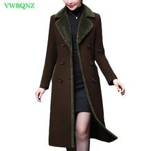 หญิงเสื้อกันหนาว 4XL A917 Coat
