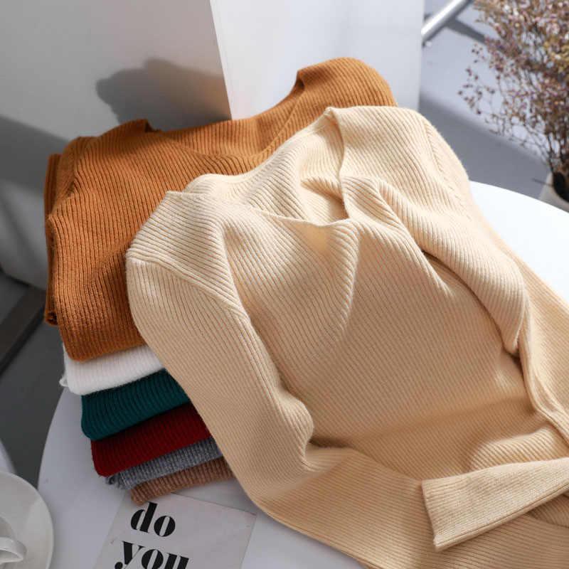 2019 ボディコンショート v ネックセータードレス女性春秋基本スリム薄型ボトニットドレス女性のセクシーなミニドレス