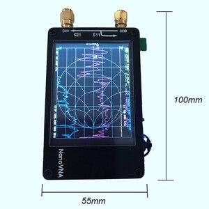 Image 4 - Per Nanovna Vector Analizzatore di Rete Presse Schermo Hf Vhf Uhf Uv 50Khz 900Mhz Analizzatore di Antenna A Pagamento
