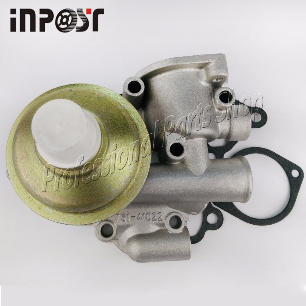 750 400011 750 40012 Water Pump For Lister Petter LPW LPWS LPWT