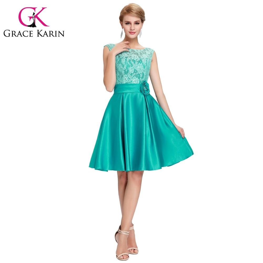 Online get cheap cute bridesmaid dress for Cute short dresses for wedding