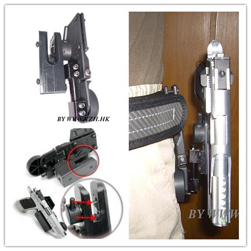 2018NEW IPSC holster BLACK for left hand right hand Free shipping