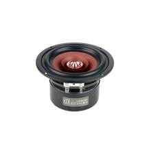 1pc 4 Inch 25W 8ohm HIFI Full-Range Audio Speaker Vocal Stereo Woofer Loudspeaker