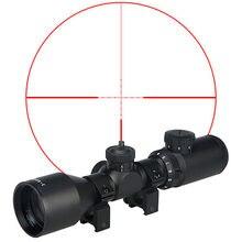 PPT 3-9x42 tüfek kapsam 25.4mm tüp Diam Airsoft tabanca avcılık kapsamı gs1-0274
