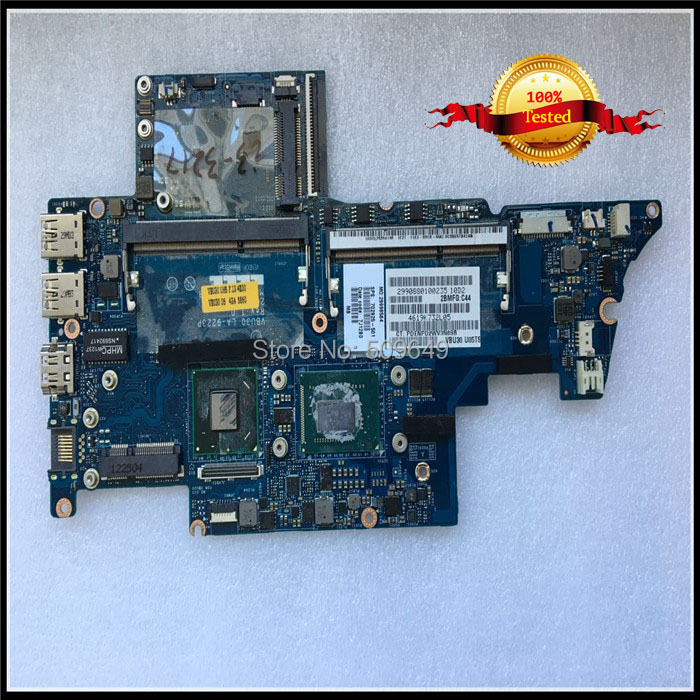 Top quality , For HP laptop mainboard ENVY4 702925-501 laptop motherboard,100% Tested 60 days warranty original laptop motherboard abl51 la c781p 813966 501 for hp 15 af mainboard full test works