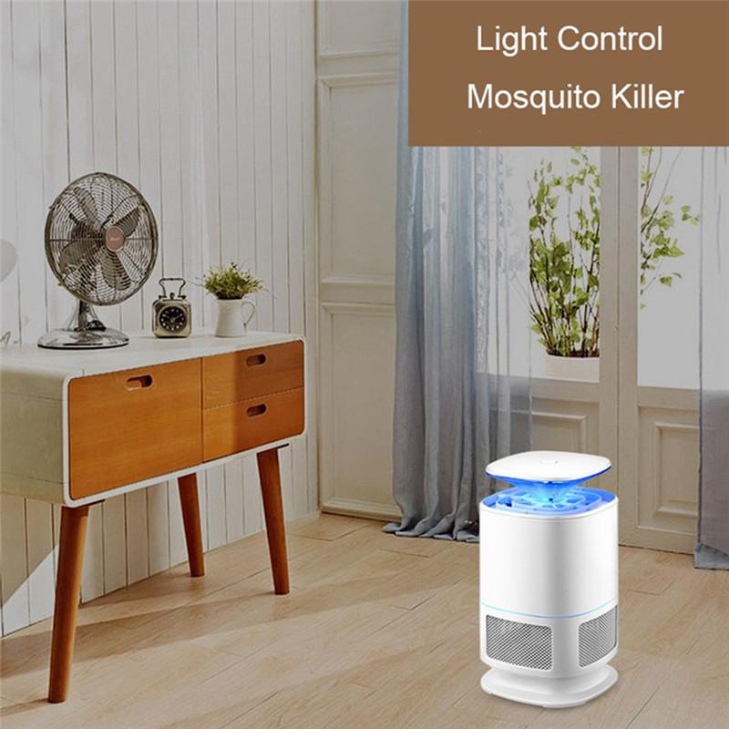 H96 Homekit USB Mosquito Killer Lamp with LED 19