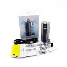 Оформление Joyetech кубовидной Mini комплект с 2400 мАч встроенный аккумулятор поставляется с 5 мл емкость распылителя
