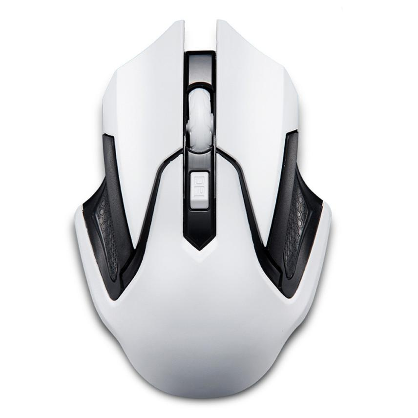 2018 Top SALE 2.4GHz Wireless Gaming Mouse USB Receiver Pro Gamer For PC Laptop Desktop