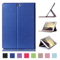 """Luxury Forward Stand Leather Case Skin Cover For Samsung Galaxy Tab S2 9.7 SM-T815 T815N T810 T813 T817 T819 9.7"""" Tablet PC"""