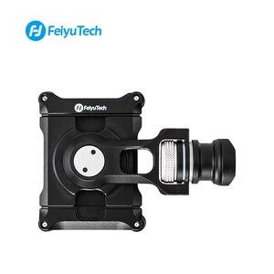 Image 5 - Feiyu Phone Holder Mount Adapter for SPG2 G6 G6 Plus Bracket Clip Clamp Holder for Action Camera Gimbal iPhone X 8 7 Samsung