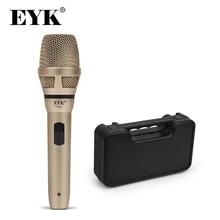 EYK EVM2/EVM2H Năng Động Dây Micro Với Ốp Lưng Nhựa!!!!!! Ghi Hình Phát Sóng DJ Karaoke Đảng Họp Giáo Hội Dây Mic