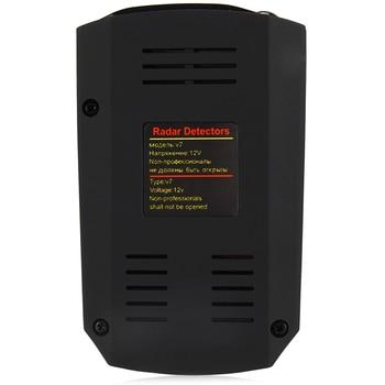 Clearance! Car Trucker Speed V7 Radar Detector Voice Alert Warning 16 Band Auto 360 Degrees