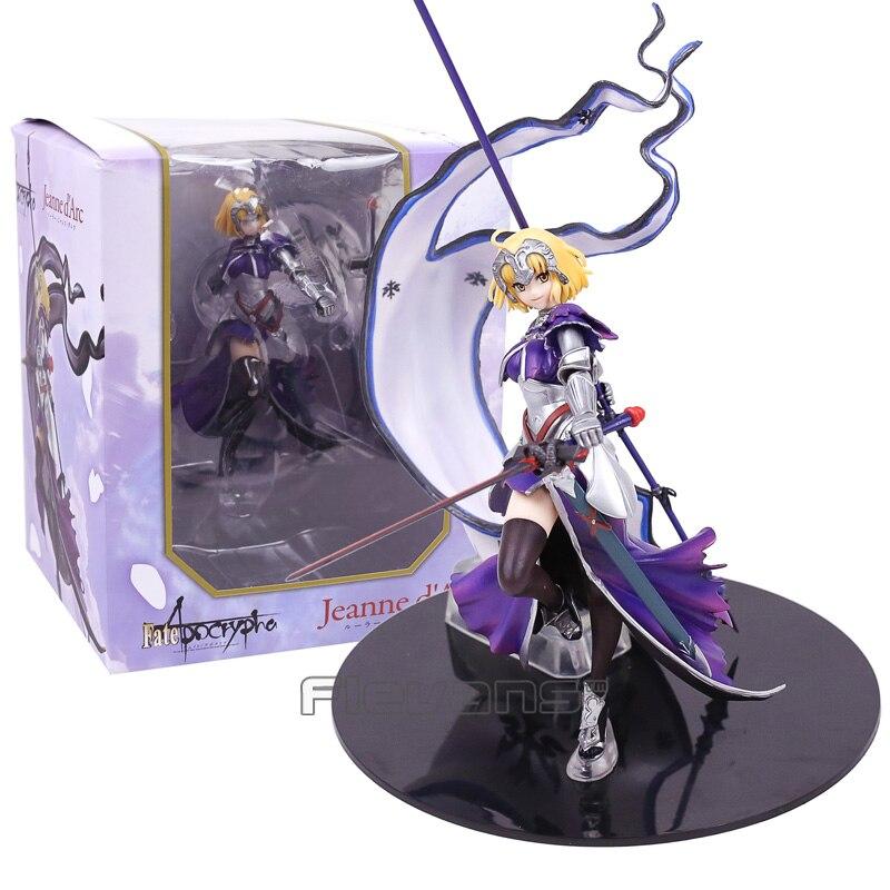Destin Apocrypha Grand ordre règle Jeanne d'Arc PVC Figure jouet de collection