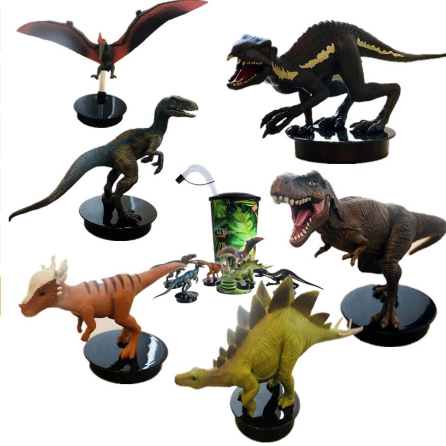 Indoraptor Blue Velociraptor Tyrannosaurus Rex Toys Model Dinosaur Jurassic World Fallen Kingdom Park Dinosaur Collection Set master prediction system wood finish stage magic trick mentalism accessories illusions close up fun magic