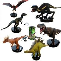 Indoraptor Blue Velociraptor Tyrannosaurus Rex Toys Model Dinosaur Jurassic World Fallen Kingdom Park Dinosaur Collection Set