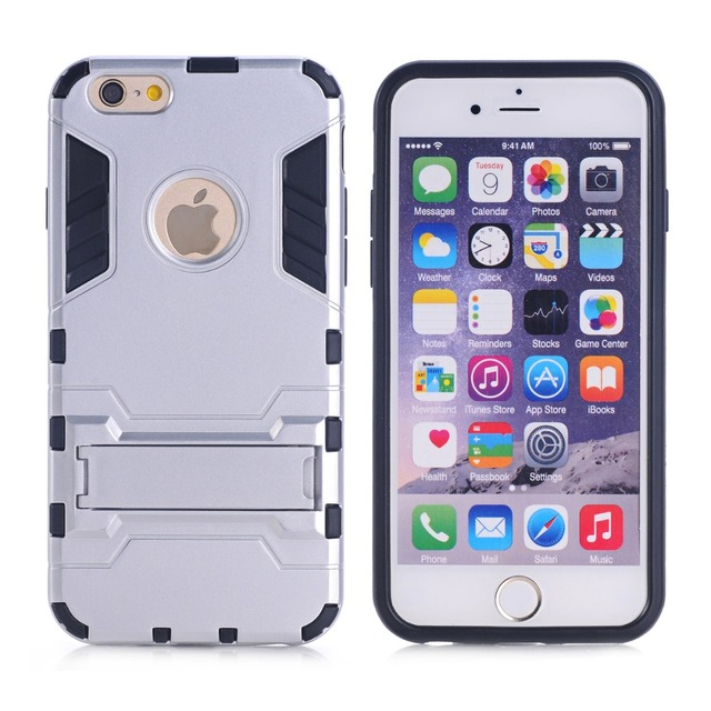 half off f945d 84fa0 US $3.28 11% OFF|Wekays For Iphone 5s Case Fashion Hybrid Iron Man Hard  Armor Defender Case Fundas For Apple Iphone 5 5s SE Case Cover Coque  Capa-in ...