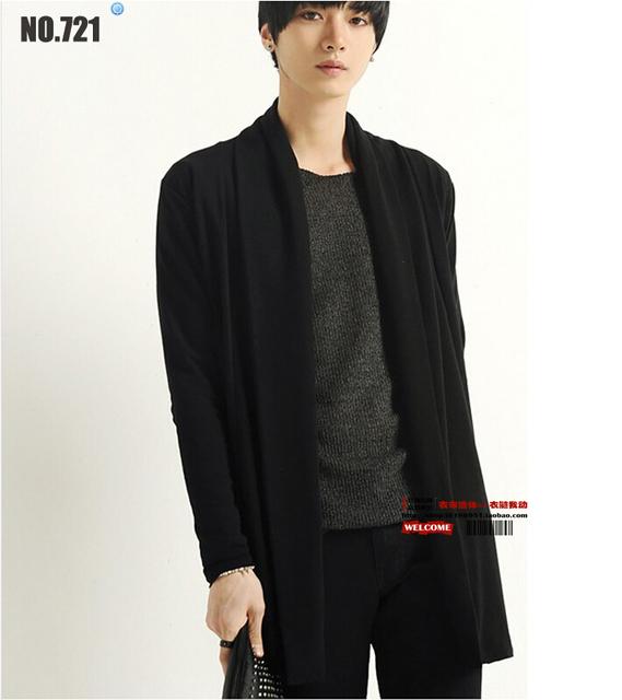 Primavera malha fina jaqueta versão coreana de Slim casuais cardigan tamanho S-XXXL
